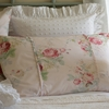 Shore Rose Petal King Sham