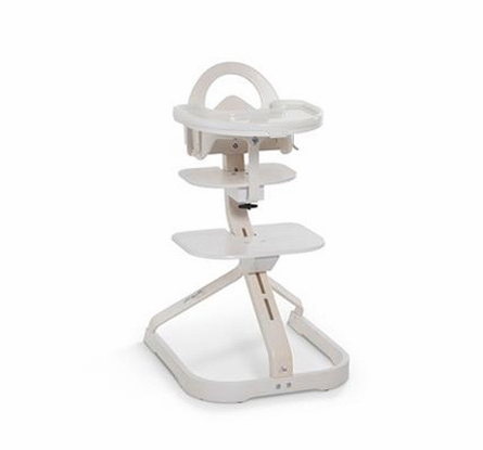 Signet Complete High Chair in Whitewash