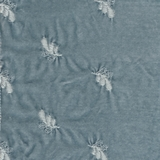 Silk Velvet Embroidered Silvermist (06)
