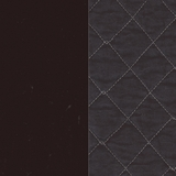 Silk Velvet Quilted Graphite (44)