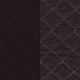 Silk Velvet Quilted Sable (55)
