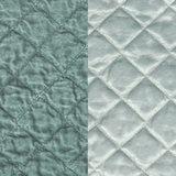 Silk Velvet Quilted Seaglass (53)