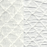 Silk Velvet Quilted Fabric Options
