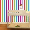 Silly Stripes Removable Wallpaper