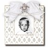 Silver Bella Snow Picture Frame