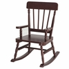 Simply Classic Rocking Chair in Cherry Finish