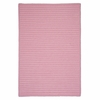 Simply Home Rug in Light Pink