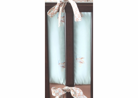 Sky Gustave Crib Bedding - 3 Piece Set
