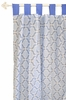 Sky Trellis Curtain Panels - Set of 2