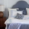 Sky Windowpane Duvet Cover