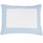Sky Windowpane Pillow Sham