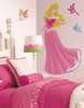 Sleeping Beauty Giant Peel & Stick Wall Decal
