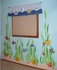 Slice of the Sea Paint by Number Wall Mural