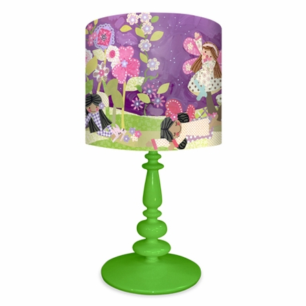 Slumbering Fairies Lamp