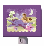 Slumbering Fairy Blonde Nightlight