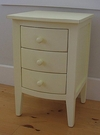 Small Biedermeier Nightstand