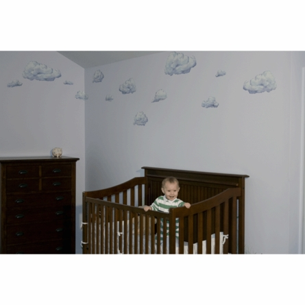 Small Clouds Wall Stickers