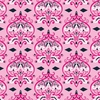 Small Pink Damask Caden Lane Fabric by the Yard