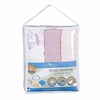 Smart Swaddle Butterfly Muslin Wraps - Set of 3