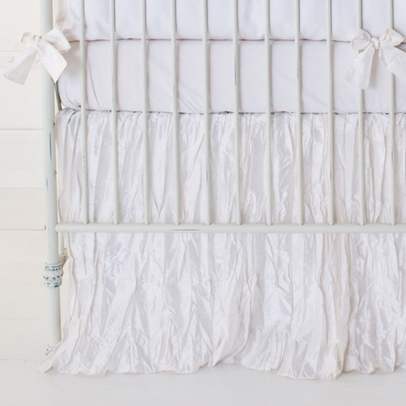 Snow White 3-Piece Crib Bedding Set