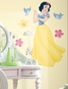Snow White Giant Peel & Stick Wall Decal