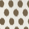 Snowball - Brown Fabric by the Yard