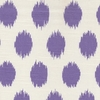 Snowball - Purple Fabric by the Yard