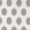 Snowball - Silver Fabric by the Yard