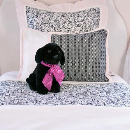 So Coco 3 Piece Custom Bedding Set