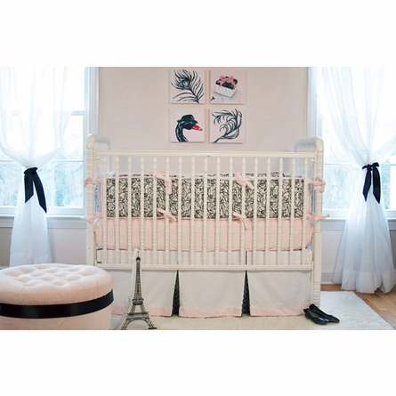 So Coco Custom Crib Bedding Set