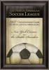 Soccer 1977 Framed Wall Art