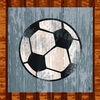 Soccer Ball Canvas Wall Art