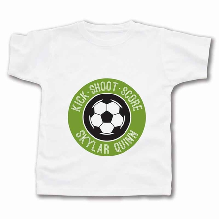 Soccer Fun Personalized T-Shirt