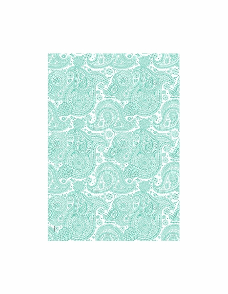 Social Spearmint Floor Mat