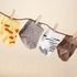 Sock Safari Animal Themed Sock Set of 4