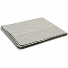 Solid Twin Sheet in Grey