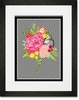Sophia Framed Art Print