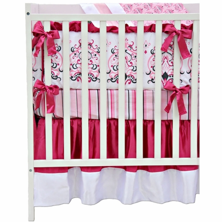 Sophie 4-Piece Crib Bedding Set