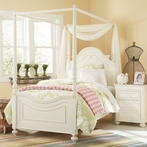 Sophie High Poster Canopy Bed
