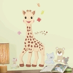 Sophie La Giraffe Giant Wall Decals