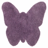 Sophie Purple Butterfly Rug