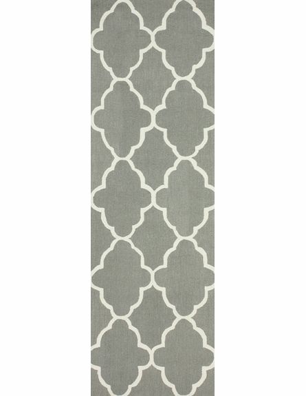 Southampton Rug in Dark Gray