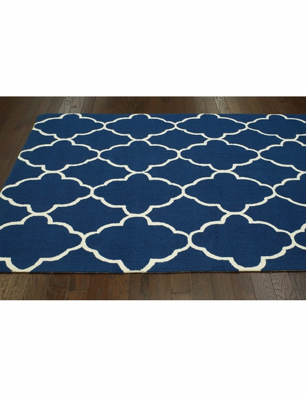 Southampton Rug in Royal Blue