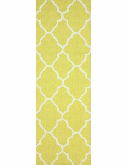 Southampton Rug in Yellow