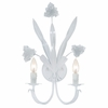 Southport White Tulip Sconce