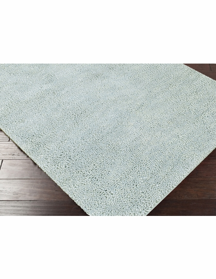 Spa Blue Aros Rug