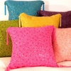 Sparkle Beaded Throw Pillow