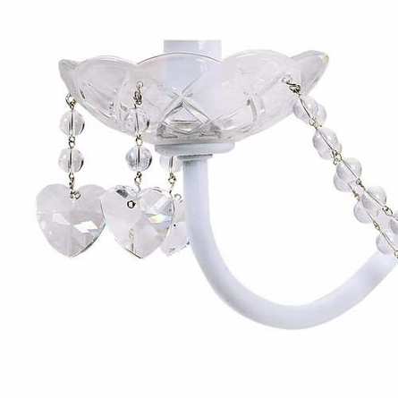 Sparkle Snow Double Sconce