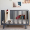 Sparrow Convertible Crib in Slate