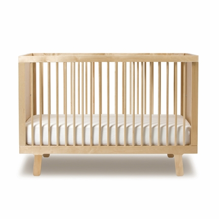 Sparrow Crib in Birch